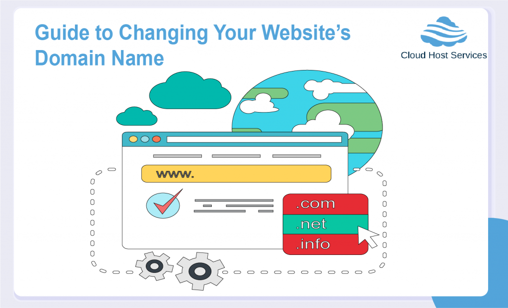 Guide to Changing Your Website's Domain Name