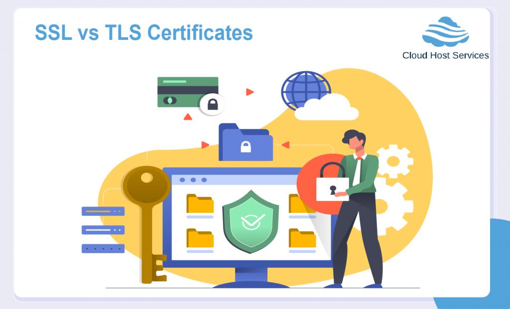 SSL vs TLS Certificates